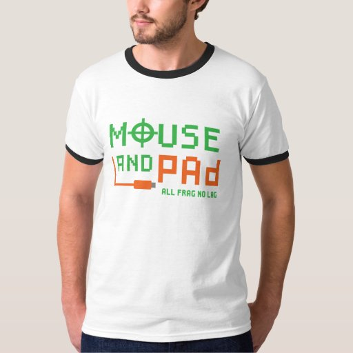 Mouse And Pad T Shirt