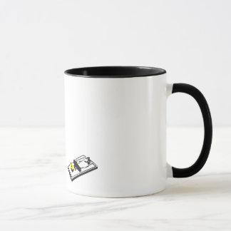 mouse and trap mug