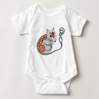 Mouse Baby Bodysuit