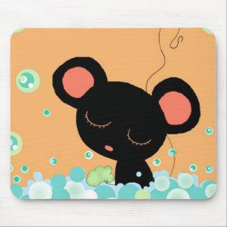 mouse bath mouse pad