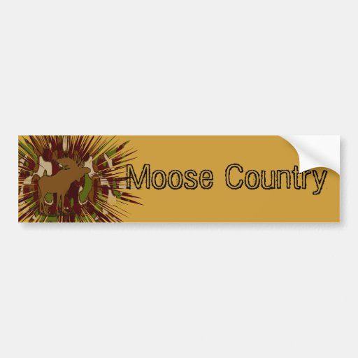 Mouse Camouflage Invitations, stickers, stamps, ca Car Bumper Sticker