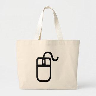 Mouse Canvas Bag