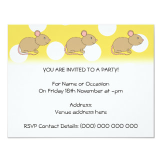 Mouse. Card