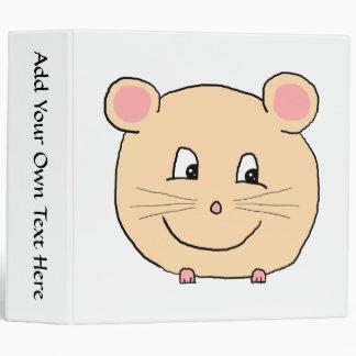 Mouse Cartoon. Binder