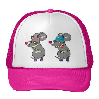 Mouse-Cartoon Cap