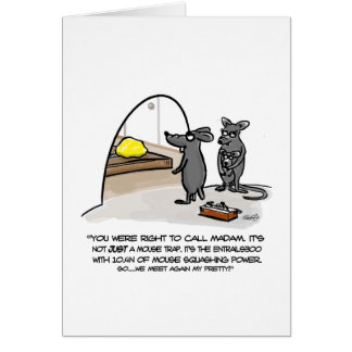 Mouse-Cartoon-Entrails3000 Card