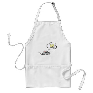 Mouse & Cheese Adult Apron