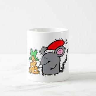 Mouse Cheese Mug