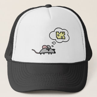 Mouse & Cheese Trucker Hat