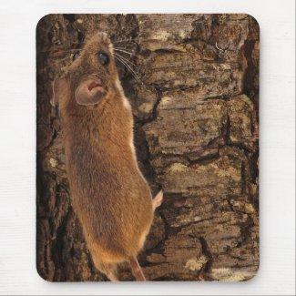 Mouse Climbing Tree Mousepad