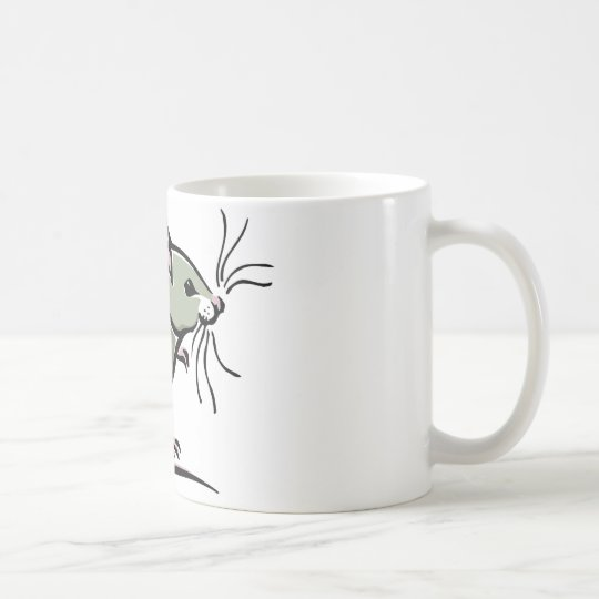 Mouse Coffee Mug