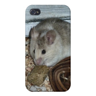 Mouse Cover For iPhone 4