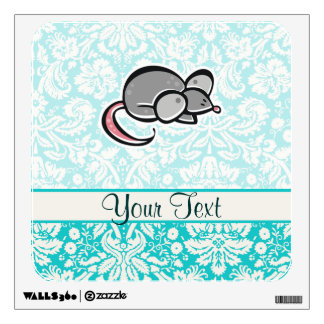 Mouse Cute Wall Skins