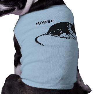 mouse pet tshirt