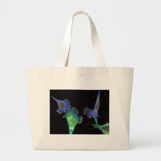 Mouse embryonic fibroblasts tote bags