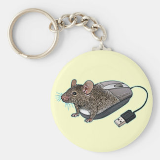 Mouse from Zazzle Keychain