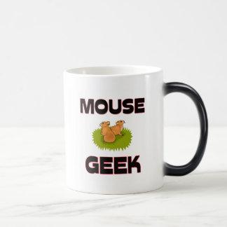 Mouse Geek 11 Oz Magic Heat Color-Changing Coffee Mug