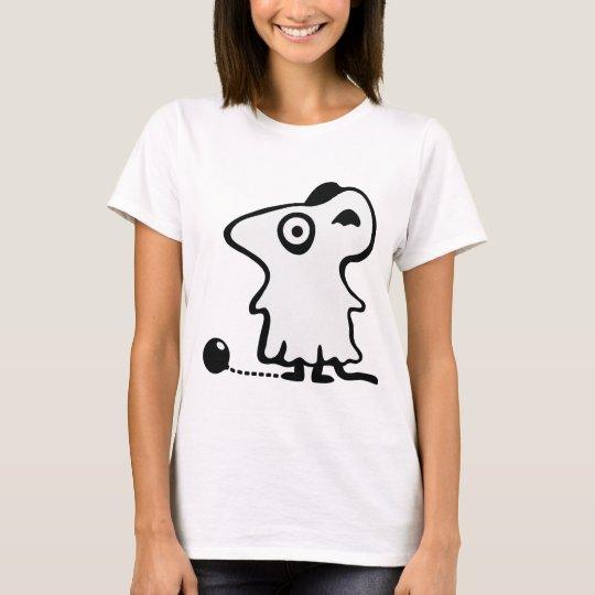 Mouse ghost - rumbling spirit T-Shirt