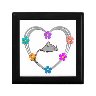 Mouse Heart Gift Box