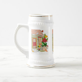 Mouse House Beer Stein