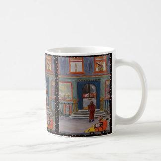 Mouse House - Coffee House Mug