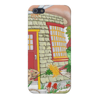 Mouse House Cover For iPhone 5