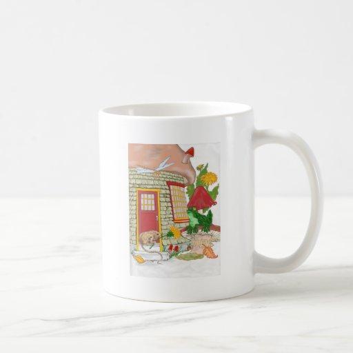 Mouse House Mugs