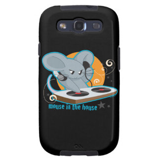 Mouse in the House Galaxy S3 Covers