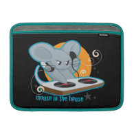 Mouse in the House MacBook Air Sleeve