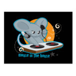 Mouse in the House Post Cards