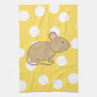 Mouse. Hand Towels