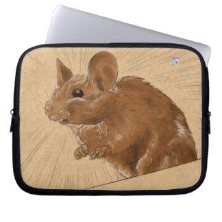Mouse laptop sleeve by Coyau! Mangas Computadora