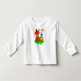 Mouse Living in a Shoe / Boot Toddler T-shirt