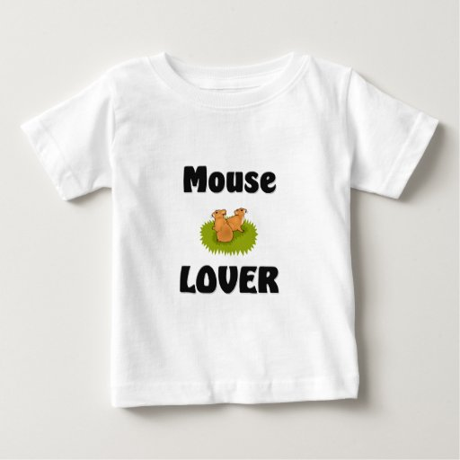Mouse Lover T Shirt