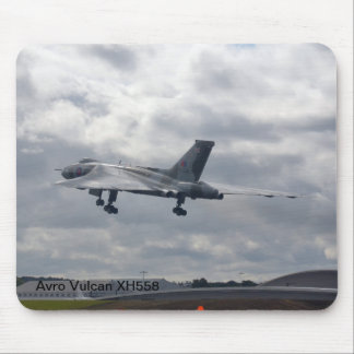 Mouse Mat Avro Vulcan XH558 Mouse Pad