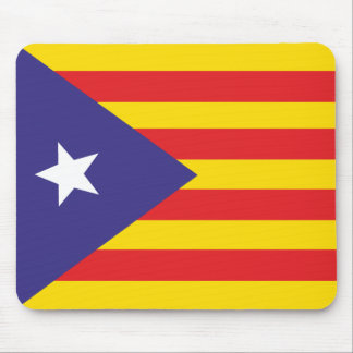 Mouse mat Flag of Catalan Independence Mouse Pad
