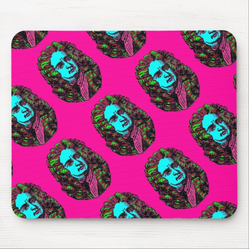Mouse mat Kitsh Newton Remastered n°1 Mouse Pad
