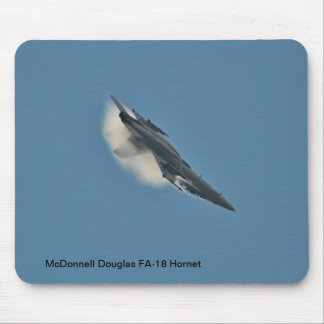 Mouse Mat - McDonnell Douglas FA-18 Hornet Mousepads