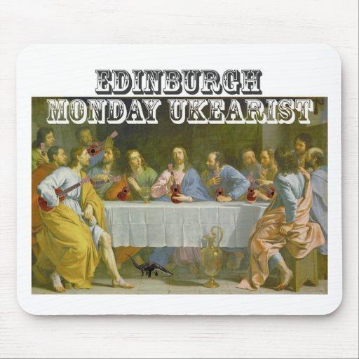 Mouse mat - Monday Ukearist Mousepads