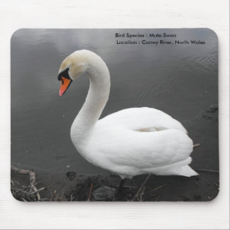 Mouse Mat : Mute Swan Mouse Pad