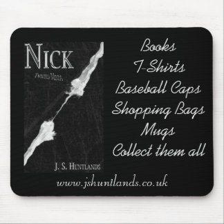 mouse mat - Nick Twisted Minds Mouse Pad