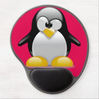 mouse mat penguin Tux Linux Gel Mouse Pad