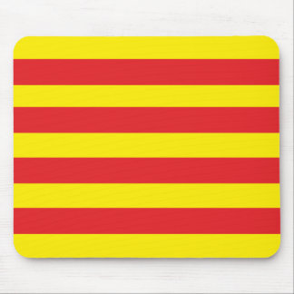 "Mouse mat with Catalan flag ""Serenya """