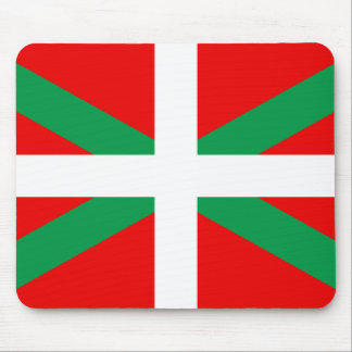 """Mouse mat with Flag Basque """"Ikkurina Mouse Pads"""