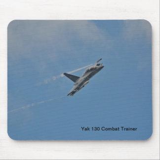 Mouse Mat - Yak 130 Combat trainer Mouse Pad