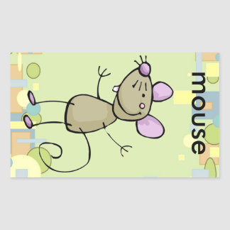 mouse mice sticker