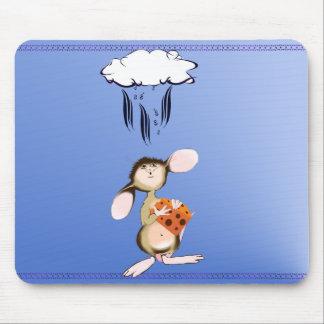 Mouse 'N' Cloud  Mousepad