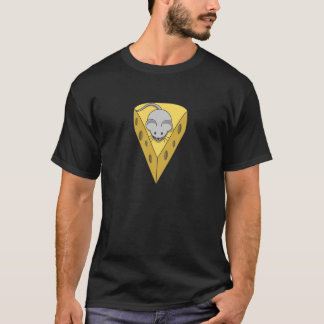 Mouse on cheese T-Shirt