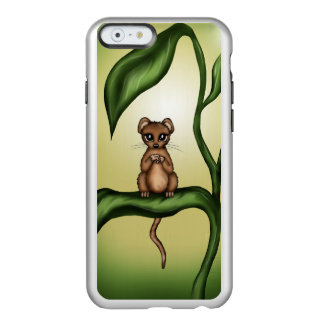 mouse on plant incipio feather shine iPhone 6 case