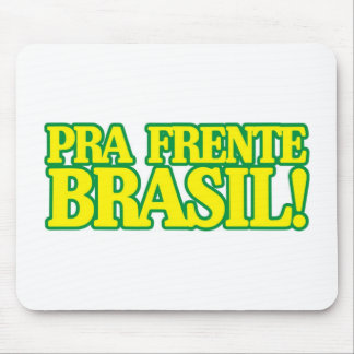 Mouse Onward Pad Brazil! Mouse Pad